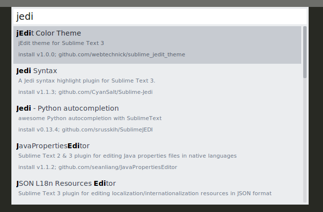 How to install Sublime Text with Python integration